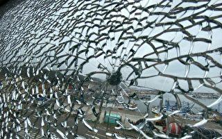 觀景窗遭破壞 海科館感謝警方5小時破案