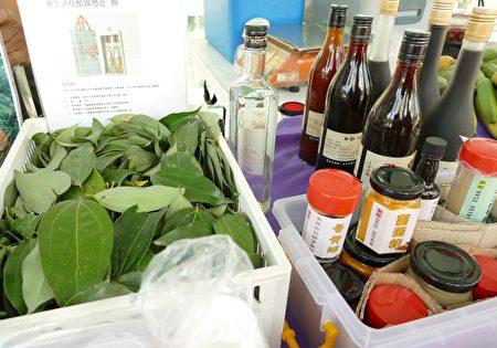 台灣土肉桂葉除了蒸餾成肉桂露,還能做成肉桂醋和酵素。
