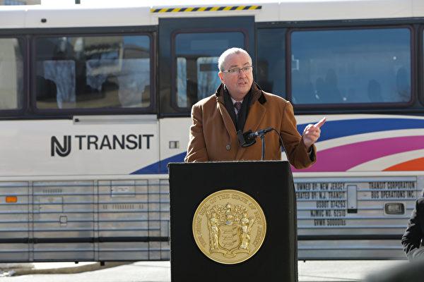 墨菲宣布斥资2.5亿 对卡姆登市运输中心进行大修