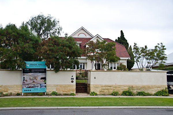 珀斯房價增速全澳奪冠