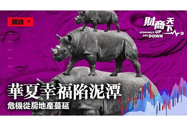 【财商天下】华夏幸福陷落 房地产触发经济危机