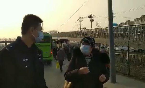 京警以核酸检测当诱饵 访民杨浩被刑拘