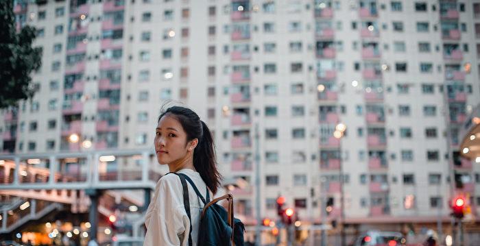 抗爭中成長的香港女孩 許穎婷