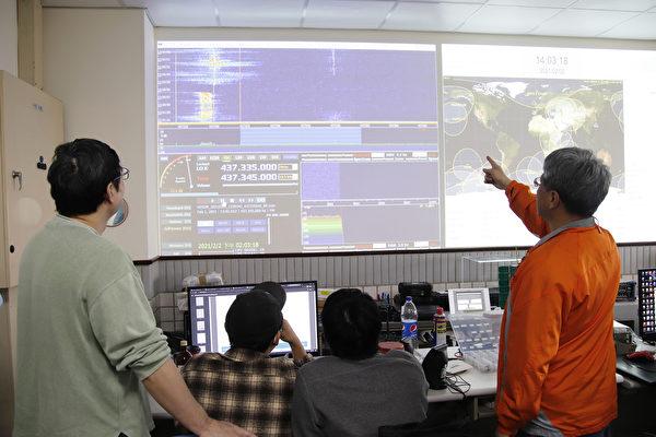台灣製立方衛星捷報 飛鼠號訊號接收成功