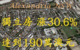 去年悉尼那里房价涨幅最大 那里跌幅最大