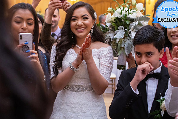 新娘巧施妙計當紅娘 妹妹與小叔子成功牽綫