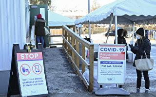 加拿大安省变种病毒感染病例破400例