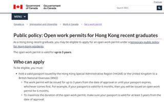 何良懋:加拿大汇入全球救助香港人行动