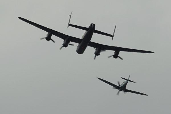 沈舟:史上最大空戰戰役——不列顛之戰