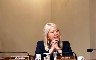 美议员重新提案 对中共高官拒发签证