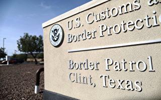 拜登在边境关押700无人陪同儿童偷渡客