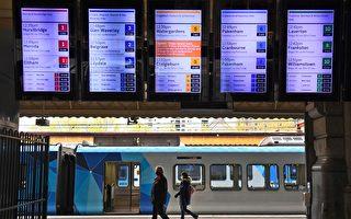 维州推新网站 实时报告火车繁忙度