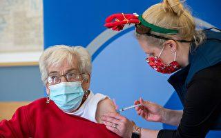 麻州65岁以上长者可打疫苗
