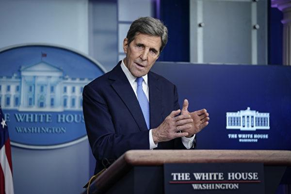 被指向伊朗洩漏以色列襲擊細節 克里否認