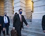 美参议院投票通过二度弹劾审判川普