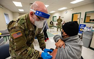 五角大楼:三分之一美军不愿接种疫苗