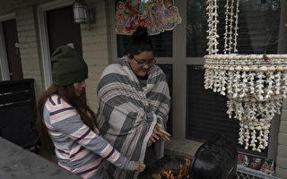 风暴导致四百多万户停电后 德州电网恢复