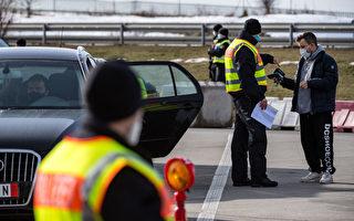 德国萨克森州:开车须戴口罩 禁止帽子和墨镜