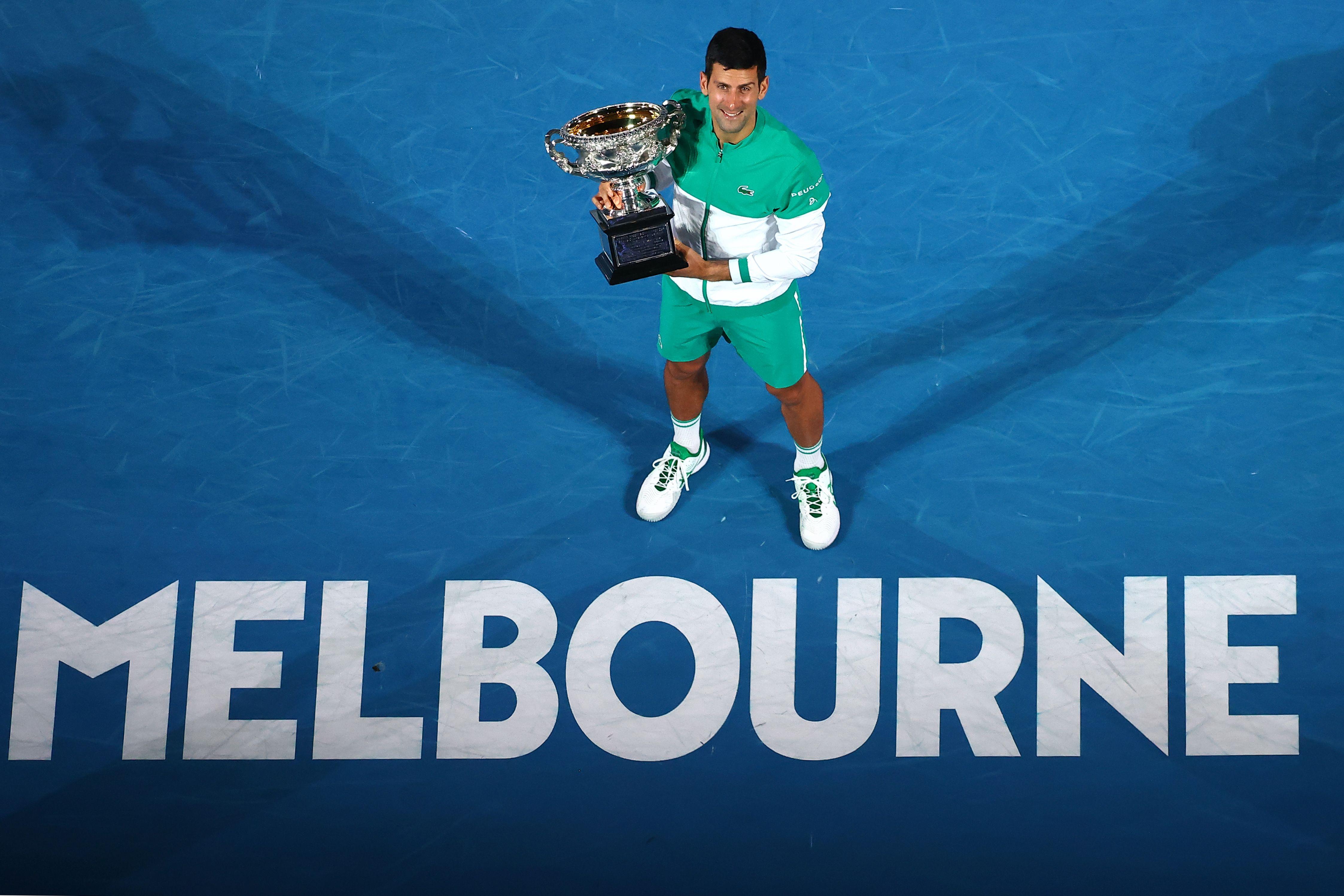 德約科維奇(Novak Djokovic)