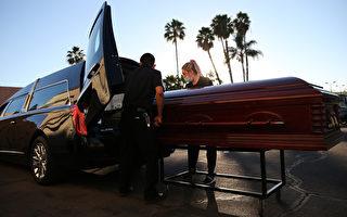 【疫情2.5】加州死亡人数超过43,000