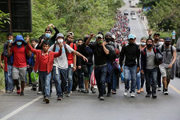 逆轉川普政策 白宮公布新的庇難程序