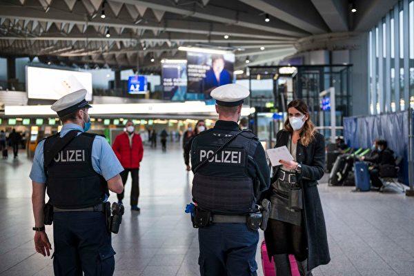 德國發布七國入境禁令 再度收緊旅行管制