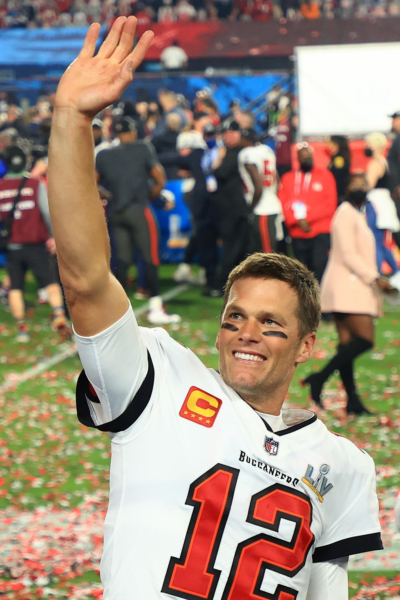 布雷迪(Tom Brady)