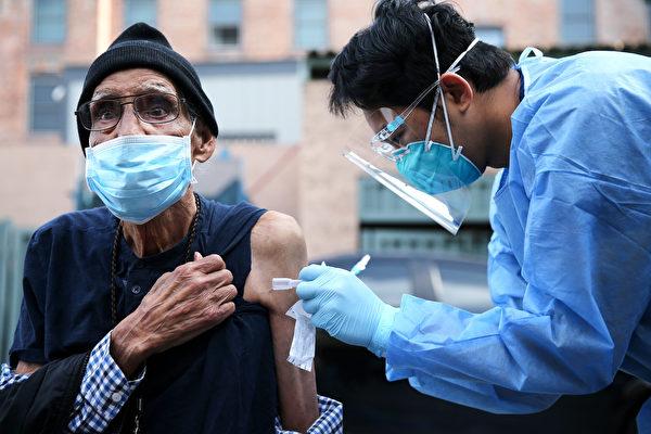 """加州""""疫苗平等""""为脆弱社区留40%疫苗"""