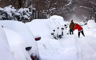 第二場大型冬季風暴襲美 37州處警報狀態