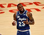 NBA:詹姆斯独木难支 洛杉矶湖人遭遇二连败