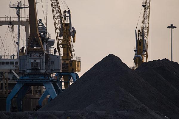 大陸動力煤價格漲至新高 煤炭電力股大跌