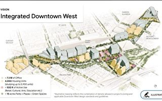 谷歌村串起城市活力 今春预计通过开发申请
