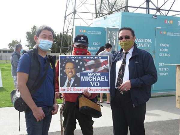 芳泉谷市市长迈克尔·沃谈疫情和开放