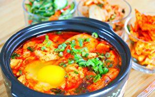 【美食天堂】韩式海鲜嫩豆腐锅~韩国必吃美食