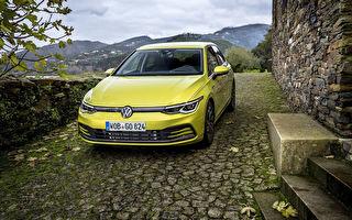 全新數字化——大眾2021款Volkswagen Golf 8