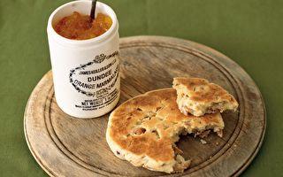 一只平底鍋煎出美味 蘇格蘭班諾克麵包
