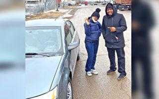 汽車被盜陷困境 美單身母親意外獲贈一新車