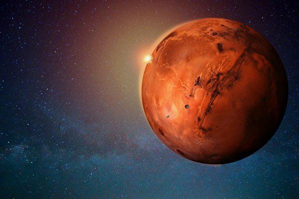 解密文件:美CIA或观察到火星上的古代人类