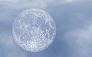 俄太空人拍到奇观:月亮变扁平 缓缓消失