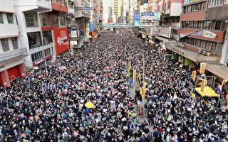 美兩黨議員向諾貝爾和平獎提名香港民主運動