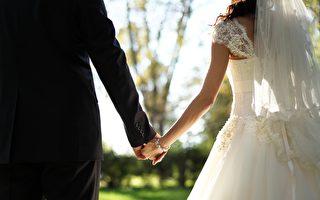 美国情侣同在情人节出生 选在这一天结婚