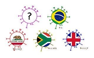 加拿大4种变种病毒及疫情简介
