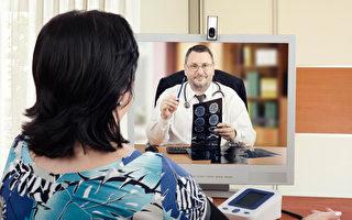 最新研究:安省疫期虛擬看病激增56倍