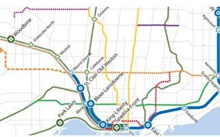 多倫多市議會批准五站式聰明軌道計劃