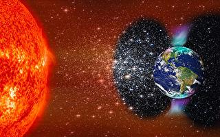 新发现:太阳风吹袭北极超过南极