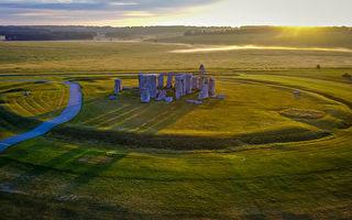 英格兰巨石阵石碑或来自更早期纪念碑