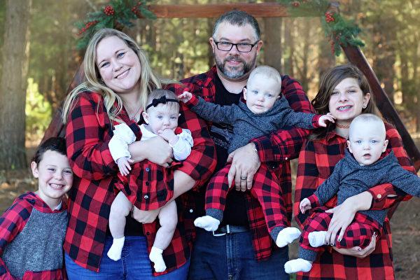 紐約「奇蹟」早產三胞胎 出生於不同年份