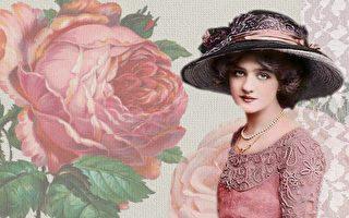 乌克兰网红每天穿19世纪服装 如古典美人