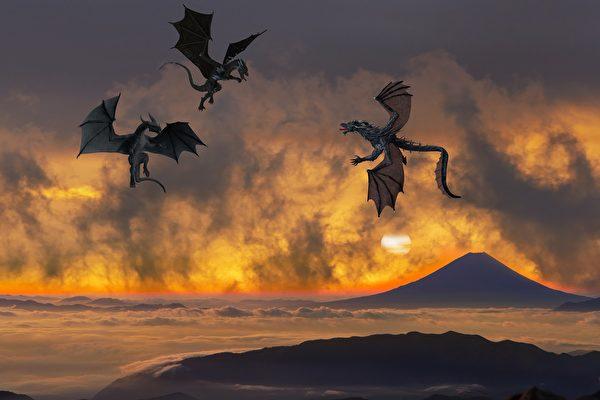 《圣经》专家:龙确实存在 曾与人类共存