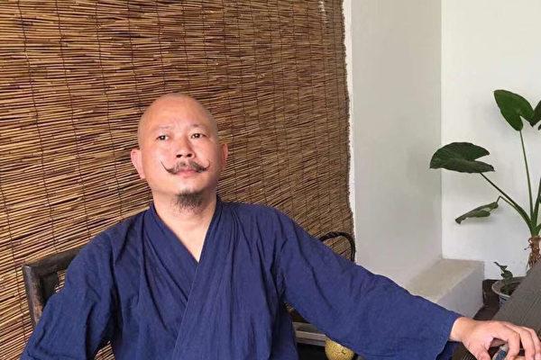 """北京艺术家刘进兴出狱 因""""呐喊""""作品被判刑"""